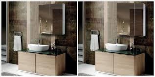 Bathroom Mirror Cabinet Bathroom Vanity Mirrors With Storage This Master Bathroom Retreat