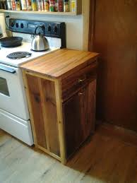 Wooden Kitchen Garbage Cans by Diy Kitchen Garbage Can Storage Diy Projects