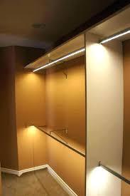 automatic closet light home depot led closet lighting ideas fascinating lights home depot pleasant li