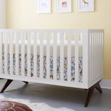Gray Convertible Cribs by Dwell Studio Norfolk Convertible Crib Tjskids Com Vancouver Baby