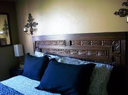 Making Headboards Out Of Old Doors by Diy Using An Old Door As A Headboard Babycenter Blog