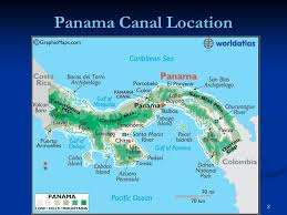 location canap 1 the panama canal an history project 2 panama canal location