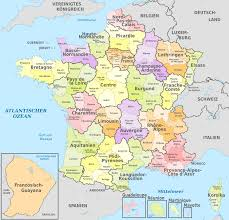 Provence France Map by File France Administrative Divisions Departments Regions