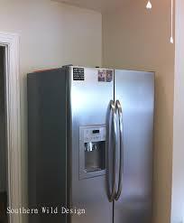 ikea u0027s over the fridge cabinet southern wild