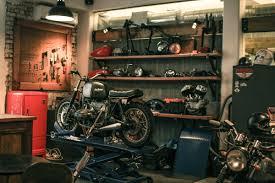 Garage Shop Designs Now And Then Foto Misc Pinterest Motorcycle Garage Men