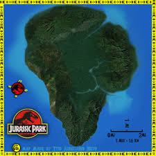 Jurassic World Map by Hold On To Your We Calculated The Cost Of Building Jurassic