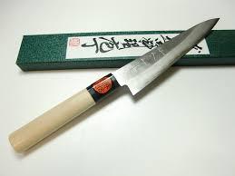 japanese kitchen knife vg10 steel petty knife tanaka knive
