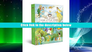 bookk the story for little ones with cd rom preschool educator