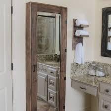 inspirational bathroom mirror with hidden storage bathroom ideas