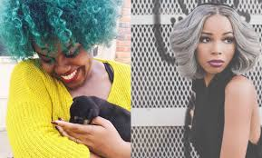 pictures of people who colored their hair with loreal feria b16 colored haired on black women ghetto ratchet sincerely yari