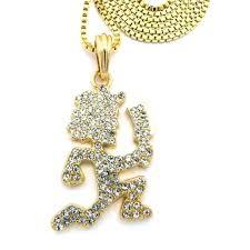 man pendant necklace images Accessories hip hop gold hatchet man pendant necklace poshmark jpg