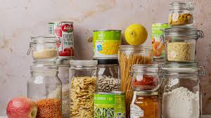 how to store food in a cupboard pantry staples a master list of everything you need