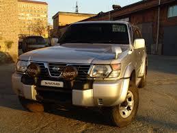nissan safari used 2000 nissan safari photos 4500cc gasoline automatic for sale