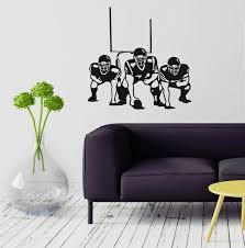 Wallpaper Decal Theme Compare Prices On Football Wall Decals Online Shopping Buy Low