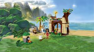 41149 moana u0027s island adventure products disney lego com