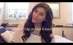 19 Inch Hair Extensions by Sara U0027s Beauty U0026 Style Channel Styling Clip In Hair Extensions