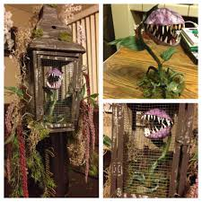 Paper Mache Halloween Crafts by
