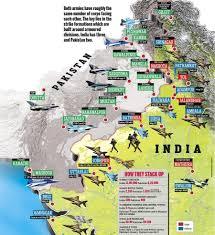 Map Of India And China by China India At The Brink Of War Pakistan News Pakistan Views