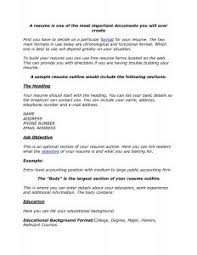 Simple Job Resume Samples by Examples Of Resumes 89 Captivating Job Resume Templates Format