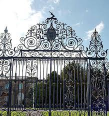 designer gates garden gates castle gates courtyard gates