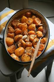 cuisiner le navet navets boules d or rôtis au miel culinaire by minouchka