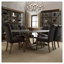 Tufted Dining Chair Set Tufted Dining Chair Architecture And Home Tokumizu Linen Tufted