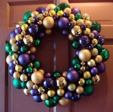 mardi gras bead wreath mardi gras wreaths b lovely events