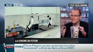 bfmtv cuisine la chronique d anthony morel et si les robots remplaçaient les