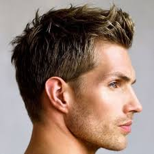 spiked looks for medium hair spiky hairstyles for men 2018