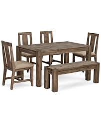 Dining Chairs And Tables Small 6 Pc Dining Set 60 Dining Table 4 Side Chairs