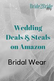 wedding deals bride2brideblog