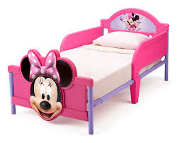 Todler Beds Minnie Mouse 3d Toddler Bed Baby Safety Zone Powered By Jpma