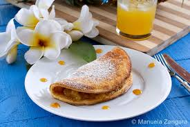 cuisine tahitienne omelette tahitienne