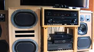high end home theater speakers high end audio kef reference 104 series project 4 oval subwoofers