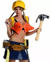 Construction Worker Costume Quiz Which Feminist Costume Should You Have Been For Halloween