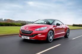 peugeot new models the double bubble bursts only 100 peugeot rcz coupes left in uk