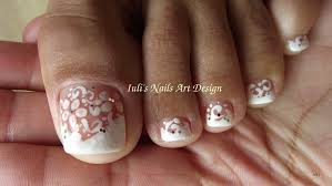 wedding toe nail art design another heaven nails design 2016