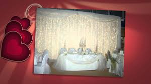 led curtain fairy light decoration for parties youtube
