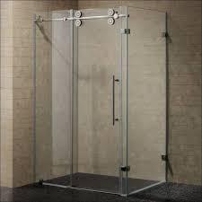 how to clean shower glass door bathrooms satin glass shower door how to clean glass shower door
