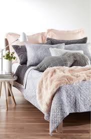 bedding set pale pink and grey bedding love grey and white bed