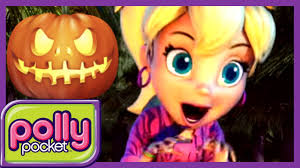 polly pocket the monster in the woods spooky tales