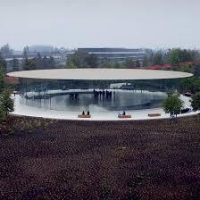 apple park u0027s steve jobs theater opens to host 2017 keynote