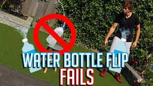 Challenge Water Fails Epic Water Bottle Flip Challenge Trickshots Fails