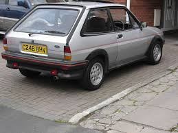 mk2 ford fiesta xr2 model info project bobcat