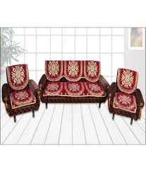 2 cushion sofa slipcovers furnishing zone combo of red velvet 5 seater sofa covers with