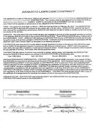 agreement contract sample between two parties sample contract