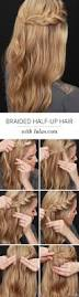 best 25 braided half up ideas on pinterest braid half up short