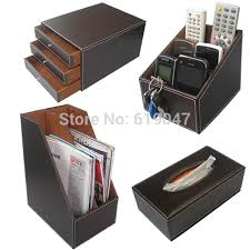 office desk organizer set kingfom 4pcs multi function office desktop organizer set file holder