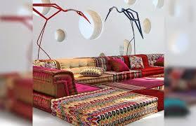 canapé orientale canapé marocain ambiance des milles et une nuits dans votre salon