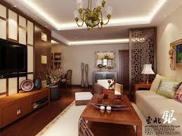 Family Room Wall Ideas by New 30 Oriental Themed Living Room Design Ideas Of Sleek And